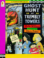Ghost Hunt at Trembly Towers (A search-and-solve gamebook: Skill level 1), Molly
