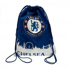 Official Licensed Football Product Chelsea Gym Bag SK Swim Blue Backpack Gift