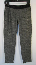 Maison Scotch Metallic Skinny Leg Pants sz 28 Petite Lined Sparkles  #5726