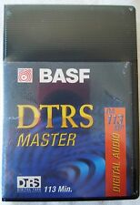 NEW-SEALED BASF DTRS Master 113min Hi-8MP Digital Audio Tape DA113MP