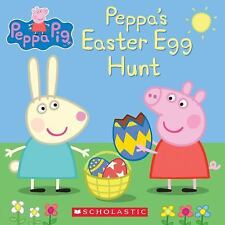 Peppa's Easter Egg Hunt (Peppa Pig)-ExLibrary
