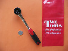 "NEW !! GEARLESS RATCHET 1/2""dr x 10"" / 250mm w/- ZERO INDEX MOVEMENT T&E CHICAGO"