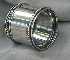 Antique napkin ring holder