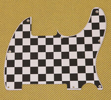 007-4631-000 Genuine Fender Squier Checkered Avril Esquire/Telecaster Pickguard