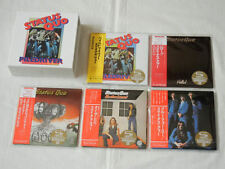 Status Quo JAPAN 5 titles Mini LP SHM-CD SS + PROMO BOX SET