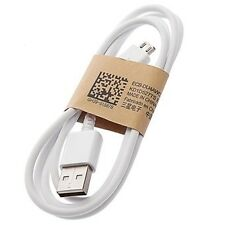 Micro USB DATA Charging Cable for SONY Nokia Micromax Samsung Gionee White