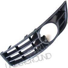 VW PASSAT B6 2005-10 FRONT LOWER BUMPER GRILLE FOG TRIM LEFT PASSENGER NEARSIDE