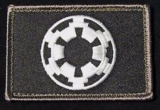 STAR WARS IMPERIAL GALACTIC EMPIRE TACTICAL MILITARY MORALE SWAT HOOK PATCH