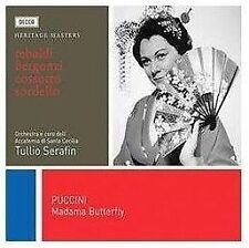 Puccini: Madama Butterfly  CD NEW