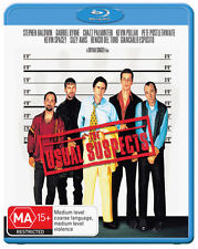 The Usual Suspects  - BLU-RAY - NEW Region B