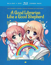 A Good Librarian Like a Good Shepherd: The Complete Series (Blu-ray/DVD) NEW