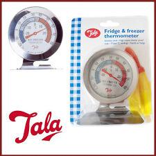 Tala Frigo e Congelatore Termometro Qualità S / S alto impatto temperatura measuere