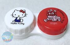 NEW! SANRIO Hello Kitty KAWAII Contact Lens Case from JAPAN