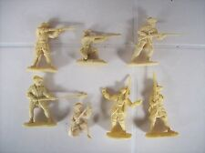 Barzso French Infantry In Cream Color