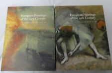 EUROPEAN PAINTINGS of the 19th CENTURY, 1999 Cleveland Museum of Art 2-VOL. SET