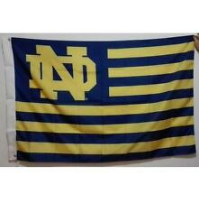 The University of Notre Dame Fighting Irish USA NCAA Flag Banner 150X90CM 3X5FT