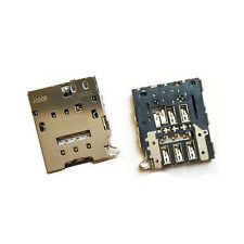 UK  Replacement For Samsung Galaxy S6 Edge SM-G925F Sim Card Reader Connector
