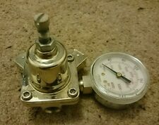 CO2/Nitrogen/Argon mixed gas regulator welding or dispensing. USED.