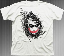 Batman DC Joker Villain Cool White printed cotton t-shirt 9698