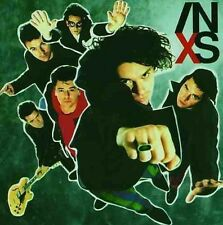 INXS - X - CD Album - Suicide Blonde - Disappear - Bitter Tears -Hear That Sound