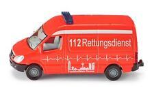 Siku MB Sprinter Krankenwagen