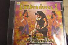 Quebradores 3 El Atomiko mix cd