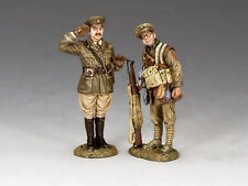FW226 Captain Edmund Blackadder & Pvt. Baldrick by King and Country