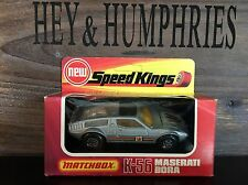 Matchbox speedkings k-56a-4. rare versión Mint 1.ovp excellent 1975/76