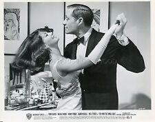 MEL FERRER NATALIE WOOD SEX AND THE SINGLE GIRL 1964 VINTAGE PHOTO ORIGINAL #1