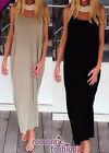 ♥Größe 34-42 Langes Sommerkleid Strandkleid Tunika braun/schwarz+NEU+B553-B554♥
