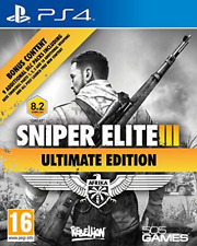Sniper Elite III 3 Ultimate Edition PS4  Brand New *DISPATCHED FROM BRISBANE*