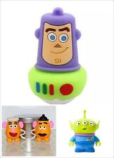 Toy Story Buzz Lightyear Potato Head Squeeze Toy Aliens USB Flash Drive Cute 32G