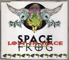 Space Frog - Lost In Space - The Time Slip Versions - CDM - 1995 - Trance
