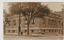 BROOKLYN BAY RIDGE PUBLIC LIBRARY REAL PHOTO CARD, 4TH AVE & 51ST. STREET, NYC