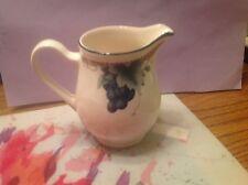 Noritake Keltcraft Ireland pattern 9199 Nature's Bounty creamer pitcher