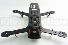 ZMR250 75% Carbon Fiber 4 Axis FPV Quadcopter 250mm Mini H Quad Frame for QAV250
