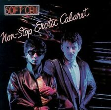 Soft Cell Non-stop erotic cabaret (1981) [CD]