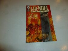 GRENDEL TALES Comic - The Devil May care - No 4 (of 6) - Date 03/1996 - Dark H