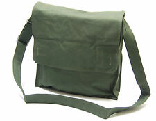 YUGOSLAVIAN SERBIAN ARMY SCHOULDER BAG MILITARY SURPLUS OD GREEN POUCH BACKPACK