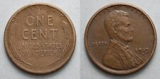 1919 S  USA   One Lincoln  cent