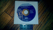 Dell Windows Vista Business 32Bit SP1 Reinstallation DVD With Memory