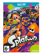 Splatoon (Nintendo Wii U, 2015)CHEAP PRICE AND FREE POSTAGE