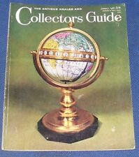 THE ANTIQUE DEALER AND COLLECTORS GUIDE JANUARY 1966 - WEDGWOOD JASPER WARE
