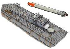CMK 1:72 Type VIIc U-Boat Rear torpedoes´loading hatch for Revell kit