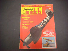 Flying Models Magazine,Radio Controlled,Feb 1972, Rocketry,R/C Boats,Cars