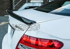 V Style Real Carbon Fiber Spoiler For Mercedes Benz W204 Coupe 2-Door 12UP M025