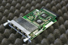 Genuine Cisco WIC-4ESW  4-Port Fast Ethernet Switch WAN Interface Card Module
