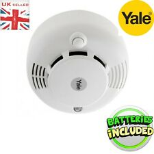 YALE 'EASY FIT' & 'SMART RANGE' SMOKE DETECTOR Home Alarm Wireless  EF-SD