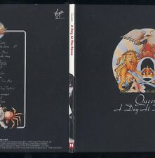 QUEEN A day at the races - digipack dorso CORRETTO - SOLO custodia no CD - a230