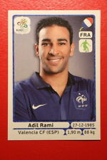 Panini EURO 2012 N. 465 FRANCE RAMI NEW With BLACK BACK TOPMINT!!